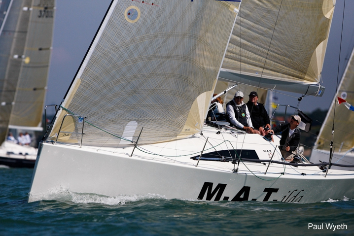 RORC Easter Challenge 2012