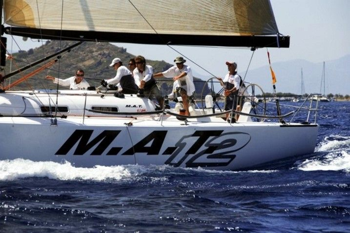 M.A.T. 12 Won The Grand Cup at Shop&Miles Turgutreis Cup
